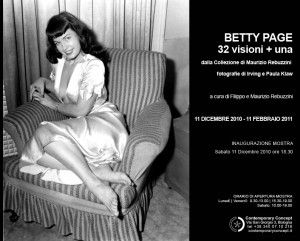 Irving e Paula Klaw – Betty Page
