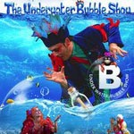 The Underwater Bubble Show al Duse