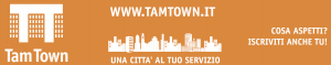Banner Tam Town