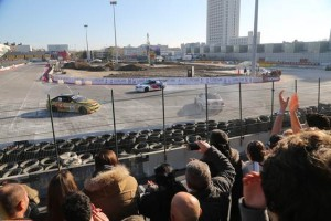 MOTOR SHOW:  MEMORIAL BETTEGA E TALK SHOW CON BLOCK, VILLENEUVE E KUBICA