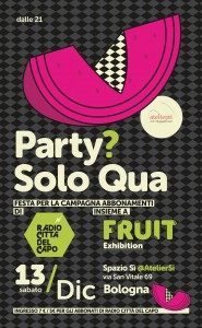 Fruit Exhibition: scopri il programma