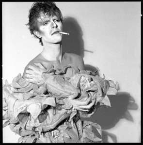 Brian Duffy. David Bowie: FIVE SESSIONS alla ONO Gallery