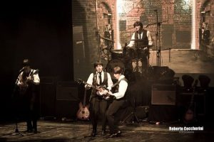 REVOLUTION – THE BEATLES MUSICAL al Celebrazioni
