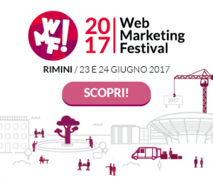Web Marketing Festival 2017 alla fiera di Rimini
