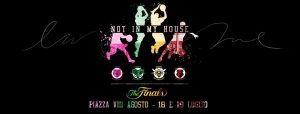 NOT IN MY HOUSE: in piazza 8 agosto le finali del torneo di basket