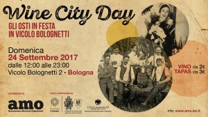 Wine City Day: il 24 settembre