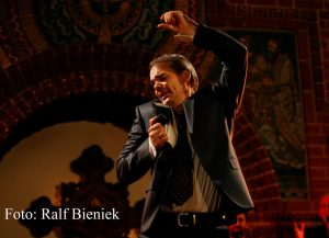 MIGUELETE DANZA IL FLAMENCO al Marconi Business Lounge