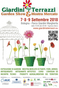 Torna a settembre Giardini e Terrazzi | BOLOGNA DA VIVERE.COM magazine